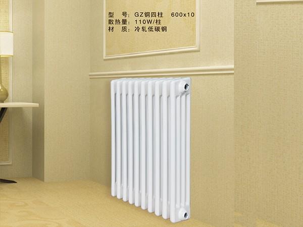 简析潍坊暖气片不热的原因
