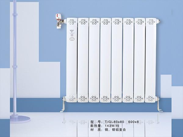 简析青岛暖气片的使用年限